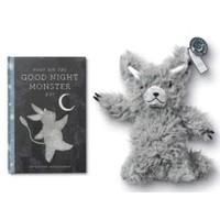 "Compendium Plush Monster - ""Good Night Monster"""