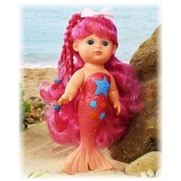 Universal Specialties Bathtime Magical Mermaid Doll - Pink Doll