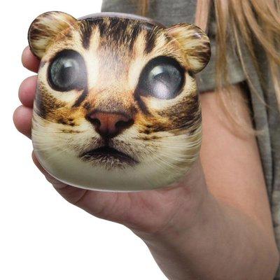 Universal Specialties Catstranaut - Slow Rise Squishy Ball