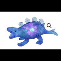 Universal Specialties Light Up Stretchy - Stegosaurus Dinosaur