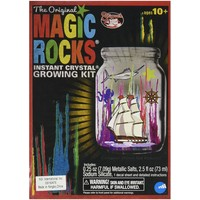 Universal Specialties The Original MAGIC ROCKS - Instant Growing Crystal Kit
