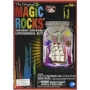 Universal Specialties The Original MAGIC ROCKS - Instant Growing Crystal Kit