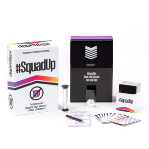 The Good Game Company #SquadUp (a hilariously cooperative good time - card game for Ages 10+)