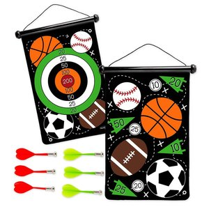 HearthSong Double-Sided Magnetic Target Sports Game