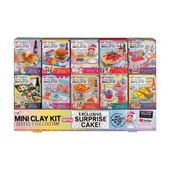 Fashion Angels 100% Extra Small Mini Clay Kit - SUPER SET