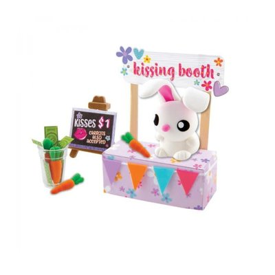 Fashion Angels 100% Extra Small Mini Clay Kit- Kissing Booth Bunny