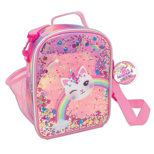 Hot Focus Insulated Lunch Bag - Caticorn