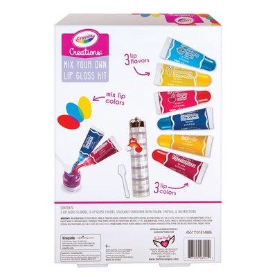 Fashion Angels CC Make Your Own Rainbow Lip Gloss
