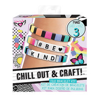 Fashion Angels CHILL OUT & CRAFT Tile Bracelet  Kit