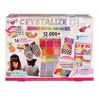 Fashion Angels CRYSTALIZE IT! Crystal Painting Set