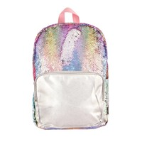 Fashion Angels Magic Sequin Backpack - Pastel Gradient