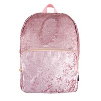 Fashion Angels Magic Sequin Backpack - Pink Glitter/Velvet Pocket