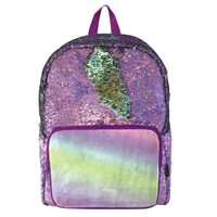 Fashion Angels Magic Sequin Backpack - Purple Holo/Seafoam