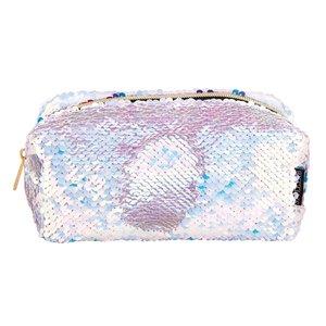 Fashion Angels Magic Sequin Cosmetic Bag - Lavender