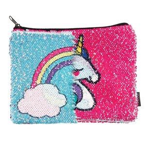 Fashion Angels Magic Sequin Pouch - Unicorn/Rainbow Reveal