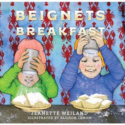 Jeanette Weiland Beignets for Breakfast Book