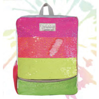 Fashion Angels Magic Sequin Backpack - Neon Stripe