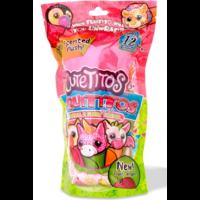 Schylling Cutetitos Fruititos - Unroll a Furry Fruity Friend Scented Plush Stuffed Animals (Series 4)