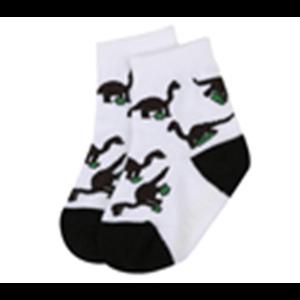 Explanet Enterprise Good Boy Socks - Dino White1