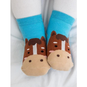 Explanet Enterprise Zoo Socks - Horse