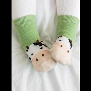 Explanet Enterprise Zoo Socks - Cow
