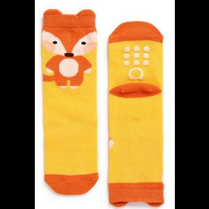 Explanet Enterprise Zoo Knee Socks - Fox