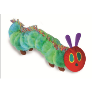 Kids Preferred Eric Carle Reversible Plush VHC/Butterfly