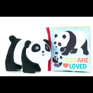 Kids Preferred Eric Carle Soft Book & Plush Set - Panda Bear