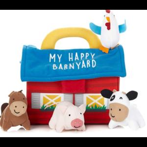 Kids Preferred Plush Barn Activity Set