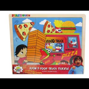 Kids Preferred Ryan's Food Truck 24 pc Jigsaw Puzzle