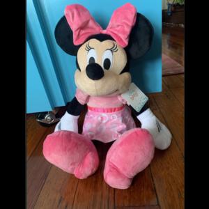 Kids Preferred Disney -18'' Minnie Mouse Plush Stuffed Animal