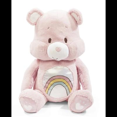 Kids Preferred GIANT Care Bears 36'' Cheer Bear Stuffed Animal