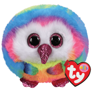 Ty Owen - owl ty Puffies