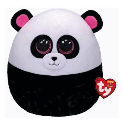 """Ty 12"""" Panda Squish-a-Boos (Bamboo)"""