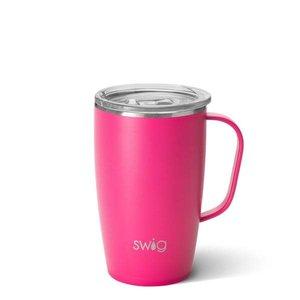Swig 18 oz - Mug - Matte - Hot Pink