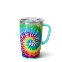 Swig 18 oz - Mug - Swirled Peace Tie Dye