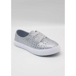 Blowfish Malibu Rioo-t - Silver Metallic Ultralight Sneakers