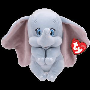 Ty Dumbo - Elephant - Plush Stuffed Animal (Small)