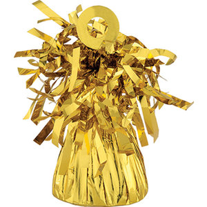 Balloons.com Gold Foil Bouquet Weight