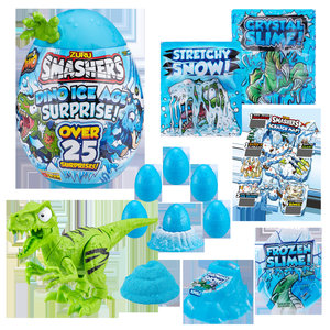 Zoofy Dino Ice Age Surprise Egg - Zuru Smashers Collectables (Series 3)