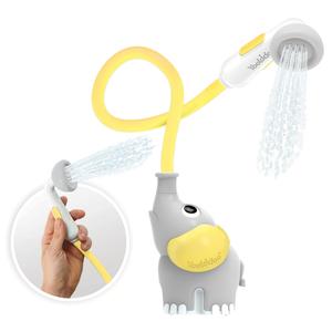 Yookidoo Elephant Baby Shower - Yellow