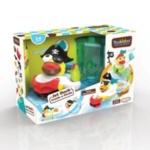 Yookidoo Jet Duck - Create a Pirate