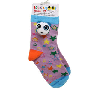 Ty Sock-A-Boos (Bamboo)