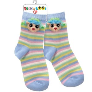 Ty Sock-A-Boos (Rainbow)