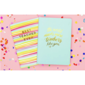 Taylor Elliot Designs Best Teacher Ever Notebook Set