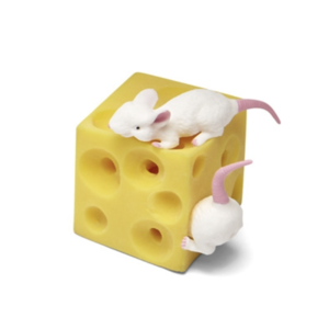 Play Visions Hyper Flex - Stretchy Mice & Cheese