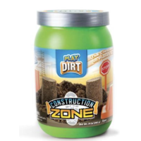 Play Visions Play Dirt - Construction Zone (0.75 lb)
