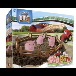 Play Visions Play Dirt - Pig Pen