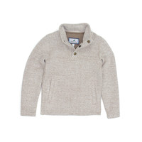 Properly Tied LD Upland Pullover (Cream)