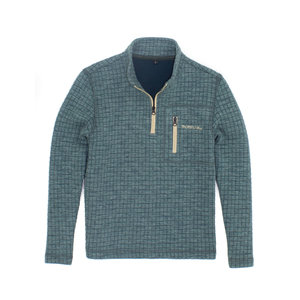 Properly Tied LD Delta Pullover (Brush Green)